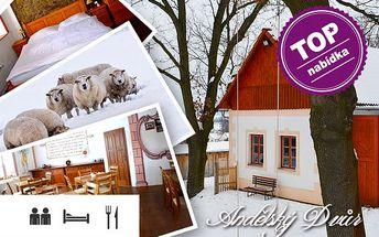 Jižní Čechy – dovolená na zvířecí farmě