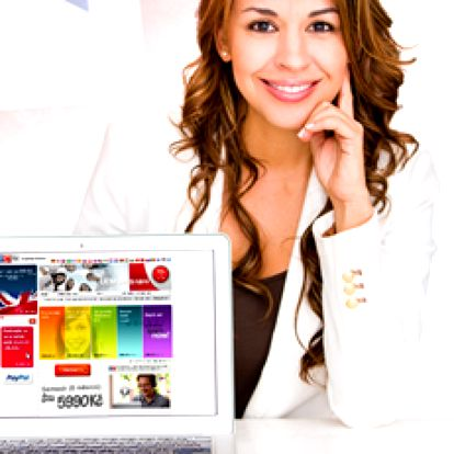 Online kurzy angličtiny s mezinárodním certifikátem: uznává ho většina zemí světa!