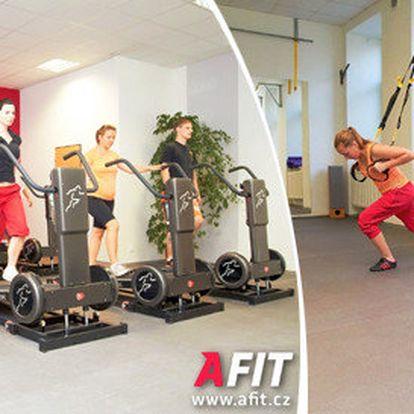 5 vstupů na H.E.A.T. nebo TRX trénink v AFIT Centru Brno