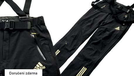 Pánské trekingové a lyžařské kalhoty Adidas