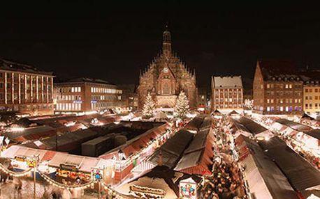 499 Kč za Advent v Norimberku! Prohlídka města a vánoční trhy!
