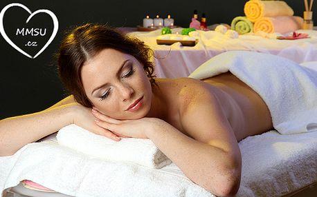 Kouzelná tantra masáž ve třech - splněný partnerský sen