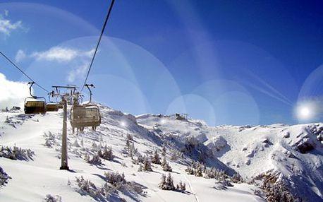 Lyžařský pobyt v rakouských Alpách u Hochkaru pro dva v českém penzionu