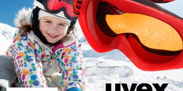 Dětské lyžařské brýle UVEX Supravision