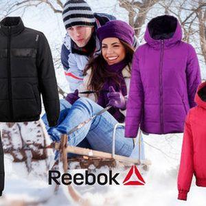 Zimní bundy Reebok pro ženy i muže