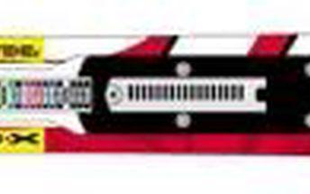 Dětské sjezdové lyže SMU REDSTER JR 130-140 + XTE 045