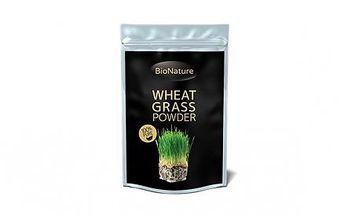 BioNature mladá pšenice má bio certifikát od Soil Association, která je jedna z mála ekologických certifikačních společností ve Velké Británii