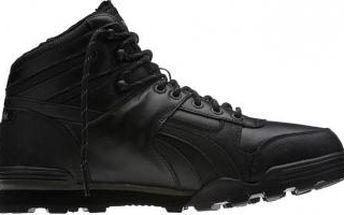 Pánská zimní obuv Reebok NIGHT SKY MID černá