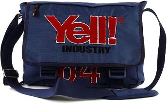 Taška přes rameno Yell!