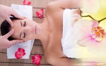 Ruční LIFTINGOVÁ MASÁŽ obličeje, dekoltu a hlavy. Okamžité výsledky zlepšení pleti hned po masáži.