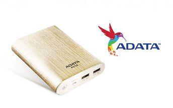 Externí baterie ADATA – 2 USB porty
