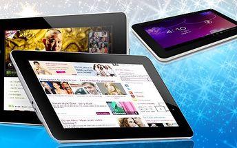 Tablet s Androidem za akční cenu!