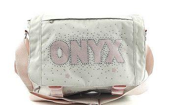 Taška přes rameno, Onyx white