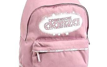 Batoh Danza s kapsou růžovo-fialová