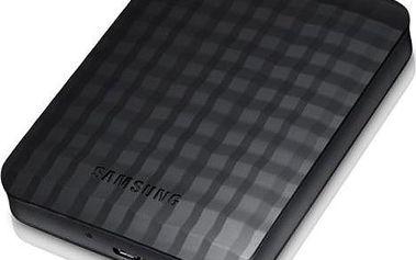 """Externí pevný disk 2,5"""" Samsung M3 Portable 500GB (STSHX-M500TCB) černý"""