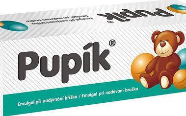 HBF PUPÍK Dětský emulgel proti nadýmání 100 ml