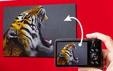 Tisk fotografií na plátno se 3D efektem - 3 rozměry