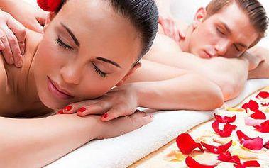 Partnerské masážní rituály ve studiu Rivendell SPA