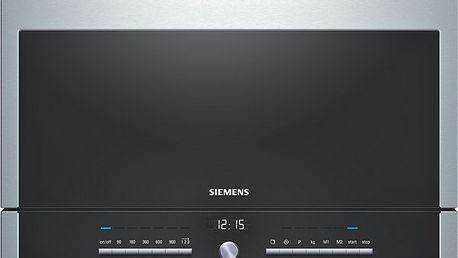 Vestavná mikrovlnná trouba Siemens HF 25M5L2