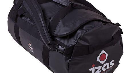 Černá sportovní taška Izas - 60 l