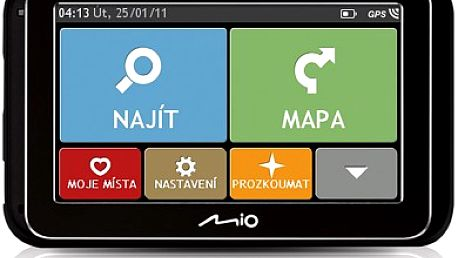Navigace Mio Spirit 4970 Full Europe Lifetime