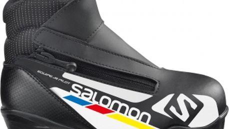 Dětská obuv na klasiku - Salomon EQUIPE JR PILOT