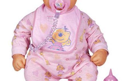 """Funkční panenka """"Chou Chou jako živé miminko"""" vyjadřuje pocity skutečného miminka"""
