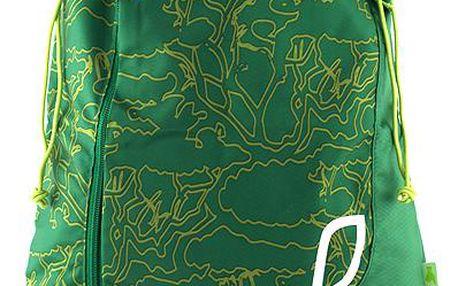 Sportovní vak Ergobag zelený
