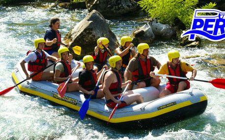 Dárek pro vodáky – sjíždění řeky Moravy