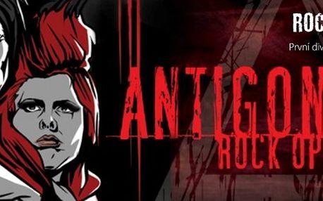 Antigona v RockOpeře Praha - prvním divadle pro rockery