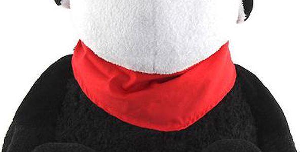 Černá sedící Schaf 45cm z kolekce Sheepworld