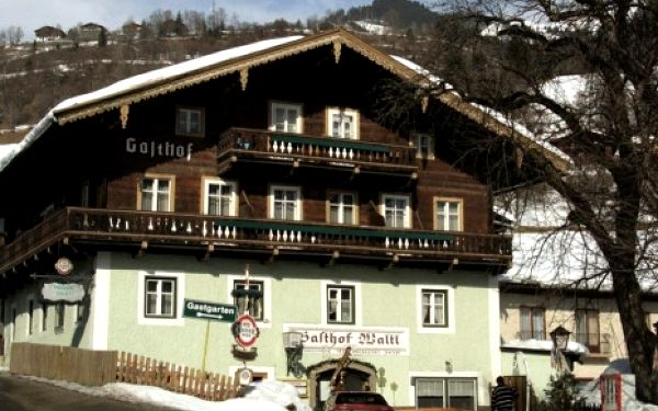 Rakousko, oblast Kitzbühel / Mittersill, bez stravy na 8 dní