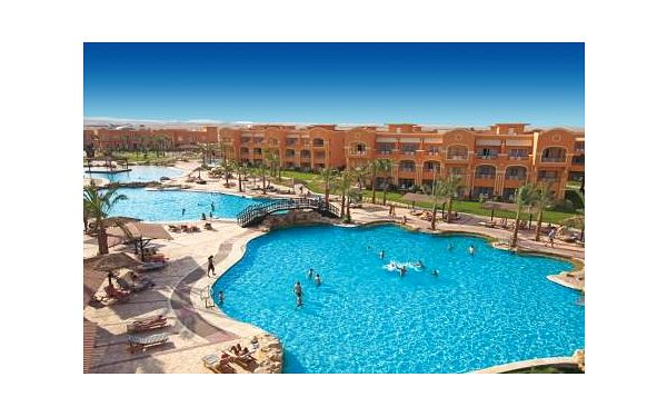 Caribbean World Resorts Soma Bay, Egypt - Hurghada, Egypt, letecky, all inclusive