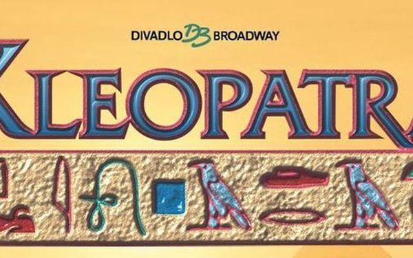 Muzikál Kleopatra - legenda se vrací!