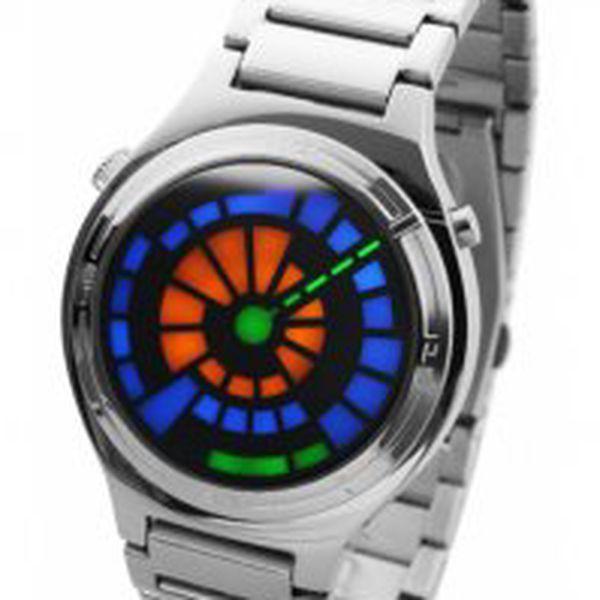Hledáte opravdu pěkný dárek pro svého blízkého? Kupte mu či jí binární hodinky Round Trip ! Zlevněno o 2500 Kč!
