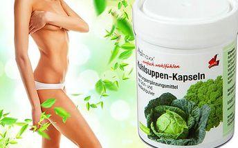Kapsle VITALMAXX - tukožroutská zelňačka pro redukci nadváhy