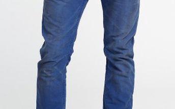 Pánské džíny z barveného denimu