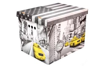 Dekorativní krabice New York