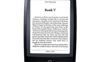 Podsvícená čtečka knih Bookeen Cybook Odyssey HD