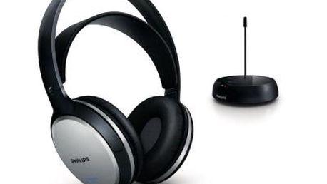 Bezdrátová Hi-Fi sluchátka Philips