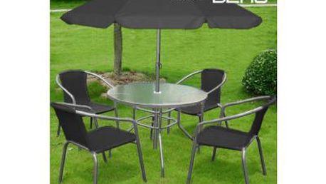 Set zahradního nábytku 6-dílný AVENBERG Monza
