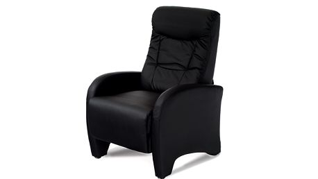 Relaxační křeslo Parma (černá)