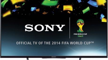 126cm Smart TV Sony BRAVIA KDL-50W705B, LED, 400Hz