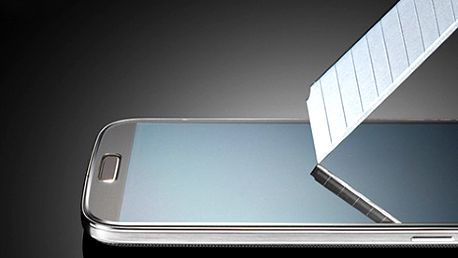 Ochranné sklo pro Samsung Galaxy S3/S4!! Maximální ochrana vašeho displeje!!