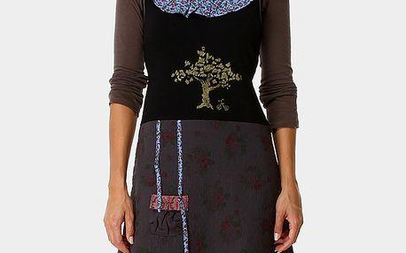 Dámské černé šaty a tričko Ian Mosh