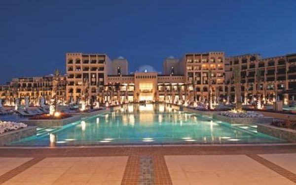 Hilton Ras Al Khaimah Resort & Spa, Arabské emiráty, Spojené arabské emiráty, letecky