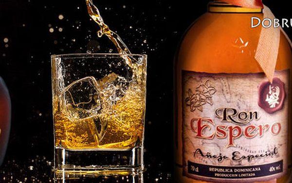 Osobité třtinové rumy z Karibiku