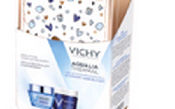 Vánoční balení pleťové kosmetiky VICHY Aqualia XMAS pack 2014