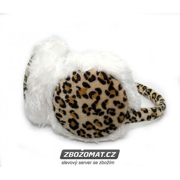 Klapky na uši Leopard!