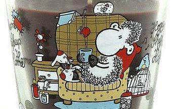Originální svíčka Home Sheep Home v dárkovém balení